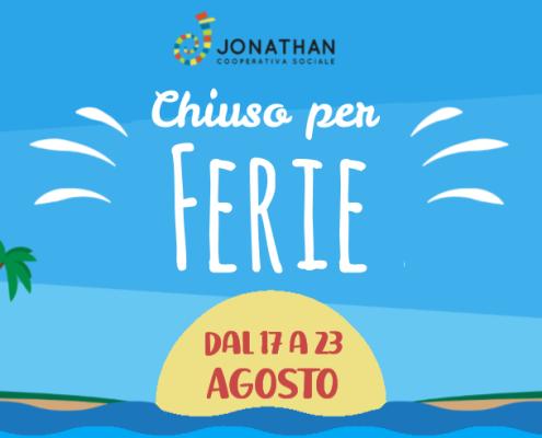 CHIUSO PER FERIE ESTATE 2019_ICON