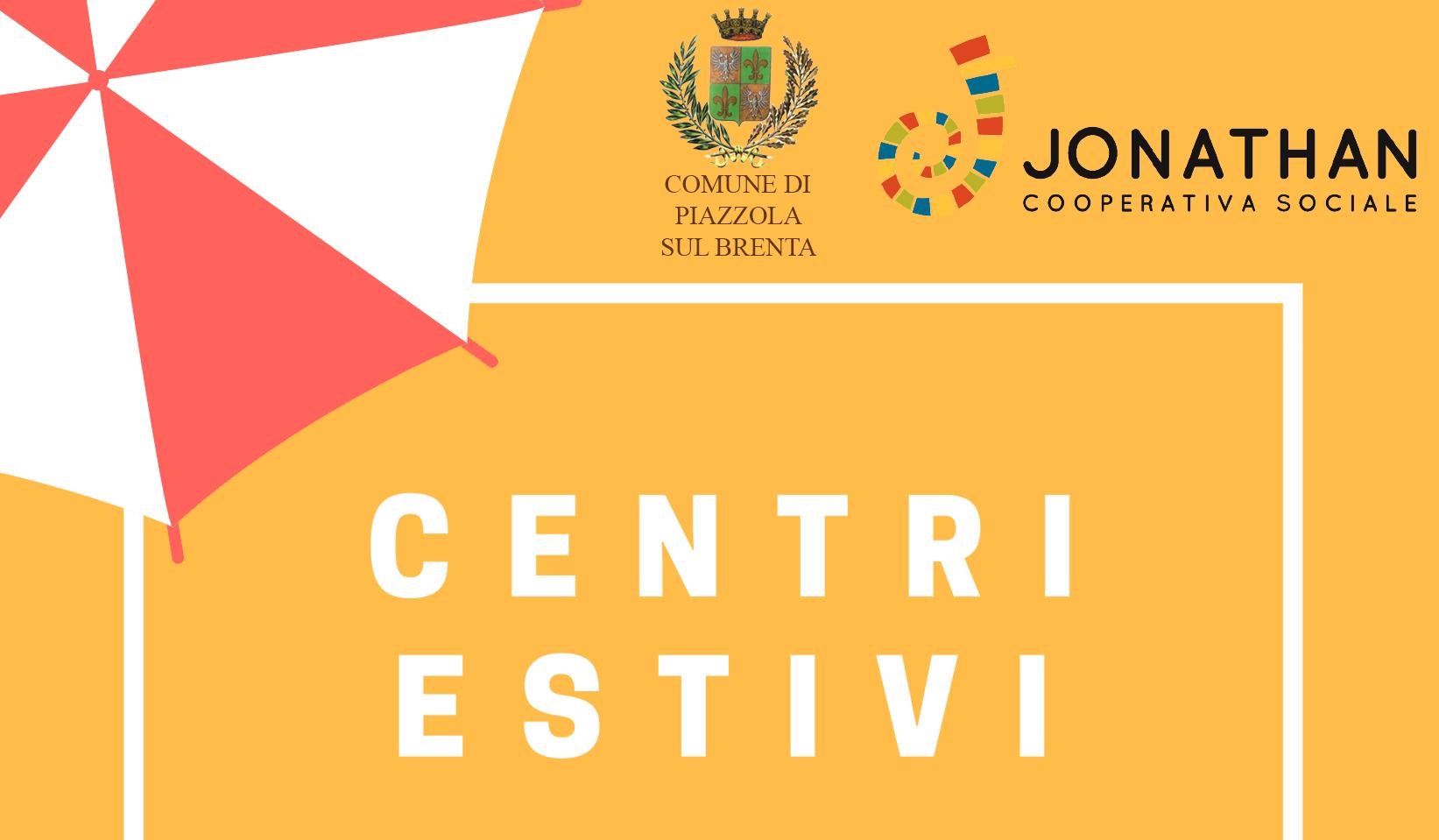 Piscina Piazzola Sul Brenta centri estivi 2019 - jonathan cooperativa sociale