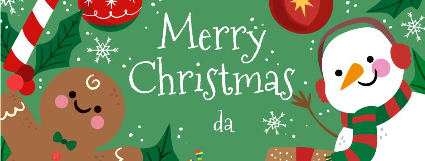 cute merry christmas FB