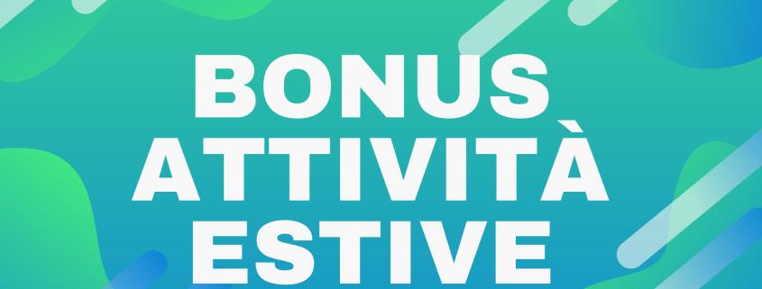 icona bonus centri estivi