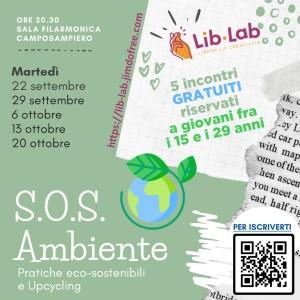 Banner SOS Ambiente