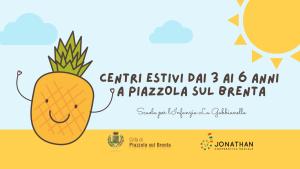 Centri Estivi Piazzola Infanzia 2021