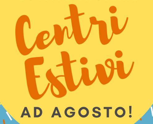 icona centri estivi2021 AGOSTO