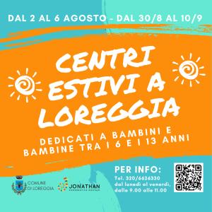 Banner CE Loreggia 20201 AGOSTO SETTEMBRE